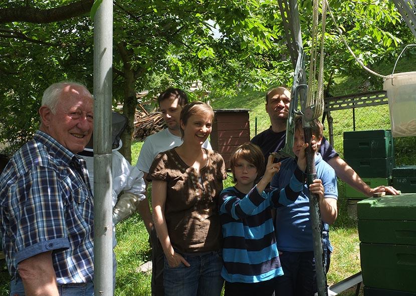 Imker-Sommerfest - Führung 13 10x15s