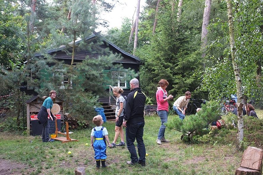 Lernort Natur in Hähnlein