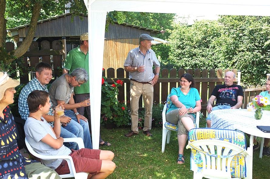Sommerfest Imkerverein