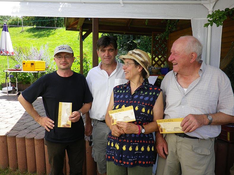 Sommerfest Imkerverein - Imkerpaten
