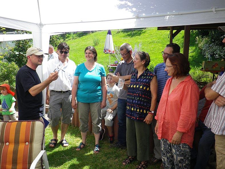 Sommerfest Imkerverein - Neuimker 1