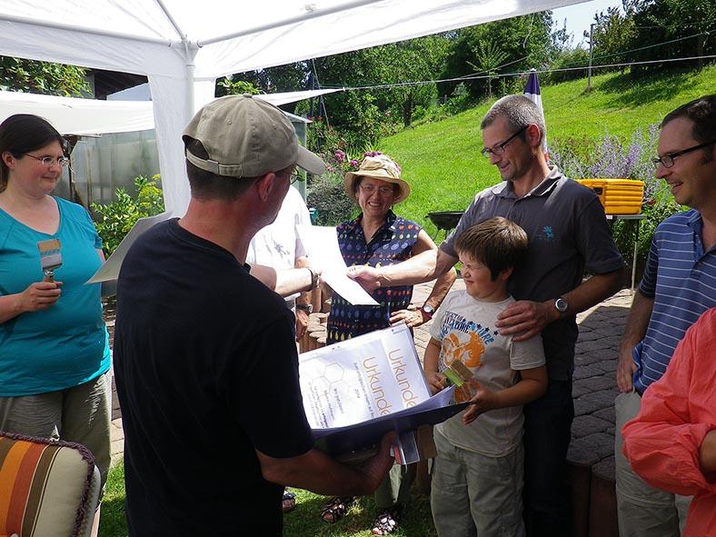 Sommerfest Imkerverein - Neuimker 3