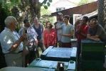 Sommerfest Imkerverein - Standbegehung 11