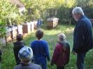 Herbstaktion - Besuch beim Imker 1