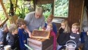 Herbstaktion - Besuch beim Imker 3
