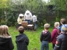 Herbstaktion - Besuch beim Imker 2
