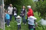 Besuch beim Imker auf den Etzwiesen 2