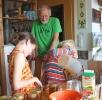 Honigernte Eckis Küche 4