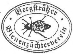 Bergstraesser Bienenzuechterverein Logo