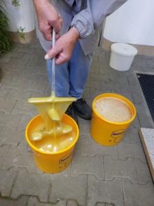Honig rühren 10