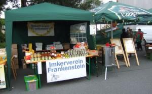Imkerstand Pfungstadt