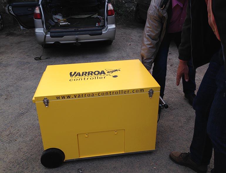 Varroa-ontroller 2 10x14 small