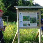 Einweihung der Bienenweide in Nieder-Beerbach Samstag 06.08.2016
