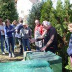 Das Imkern auf Probe beim Imkerverein Frankenstein  beginnt auch in diesem Jahr Ende März