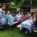 Sommerfest des Imkervereines 2019 bei Friedel in Ober-Beerbach